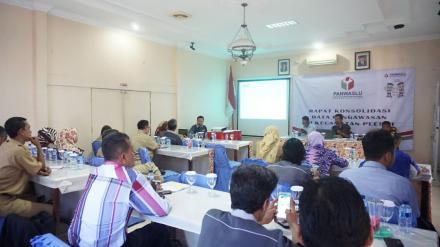 Panwaslu Kecamatan Pleret Gelar Rapat Konsolidasi Data