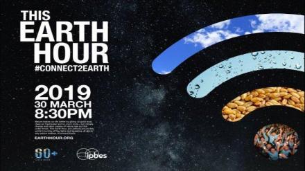 Eart Hour, Ajakan Menjaga Bumi Selama 1 Jam
