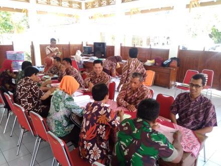 Partisipasi Pemerintah Desa Bawursn Dalam Lomba Dess
