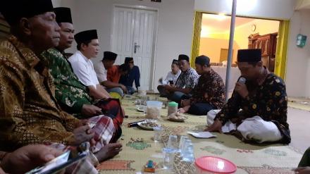Pamit Haji Kasie Kesejahteraan Desa Bawuran