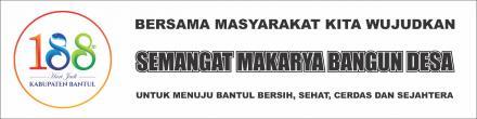 Peringatan Hari Jadi Kabupaten Bantul Ke 188 Tahun 2019