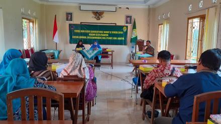 TMMD Non Fisik : Sosialisasi Kependudukan dan Proses Pembuatan Sertifikat Tanah