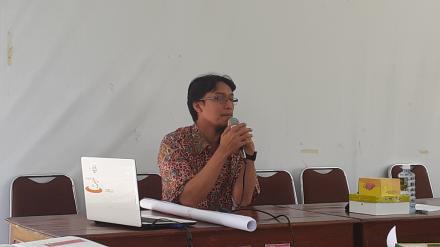 FGD Batas Desa Banguntapan, BPN DIY Kerjasama Dengan UGM