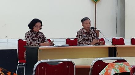 Evaluasi Kependudukan Petugas Register Desa